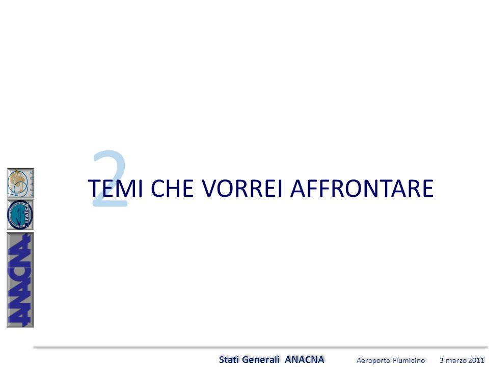 Stati Generali ANACNA Aeroporto Fiumicino 3 marzo 2011
