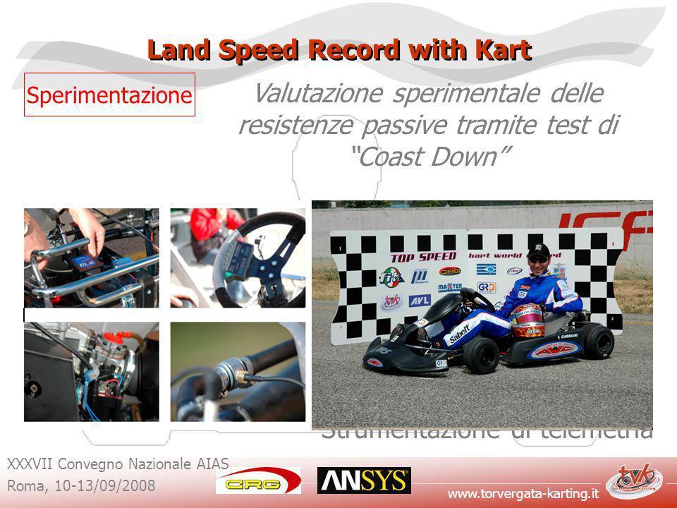 www.torvergata-karting.it XXXVII Convegno Nazionale AIAS Roma, 10-13/09/2008 Il design del roll bar di sicurezza