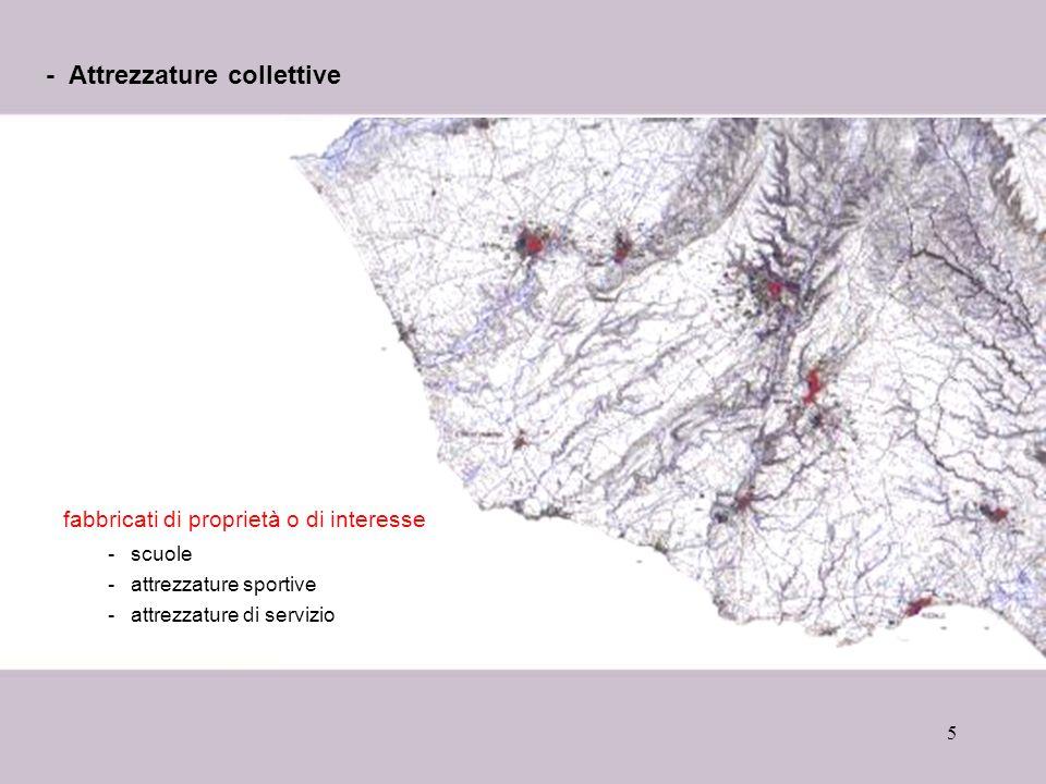 6 - Agricoltura e foreste -forestazione -le serre (vedi azione speciale) -razionalizzazione colture intensive -promozione associativa -valorizzazione colture montane