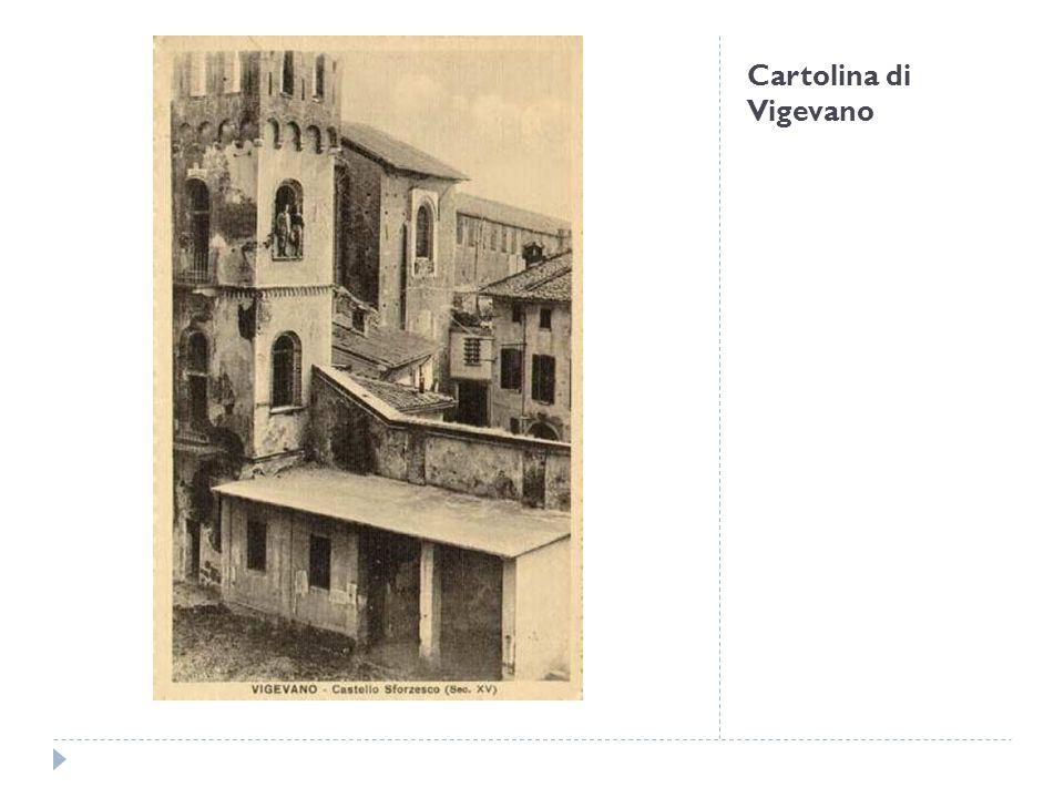 Cartolina di Vigevano