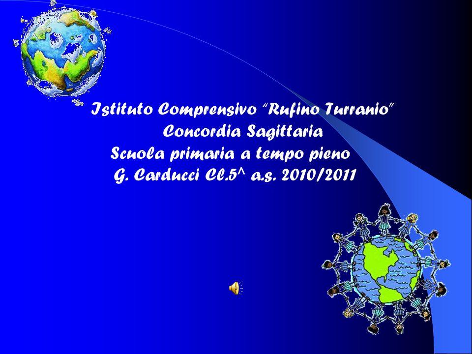 Istituto Comprensivo Rufino Turranio Concordia Sagittaria Scuola primaria a tempo pieno G.