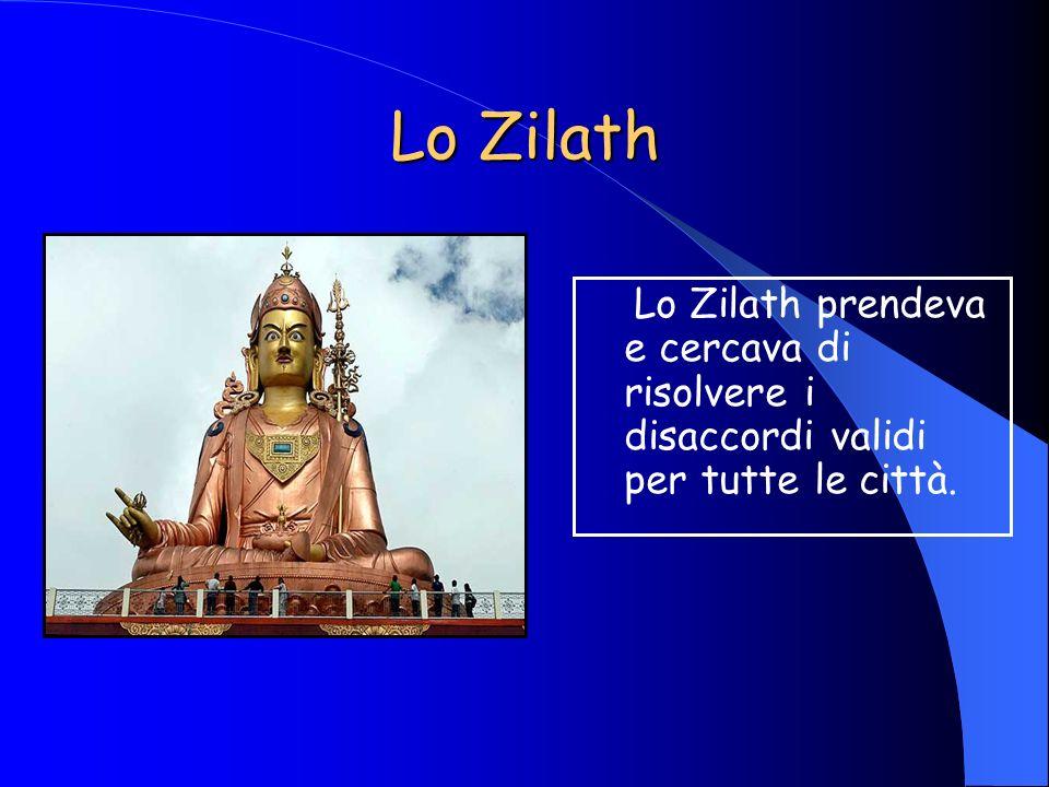 Lo Zilath Lo Zilath prendeva e cercava di risolvere i disaccordi validi per tutte le città.