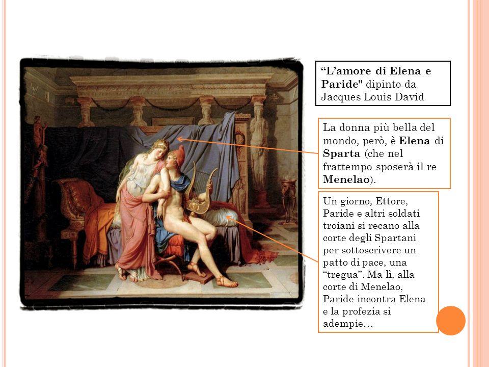 Lamore di Elena e Paride