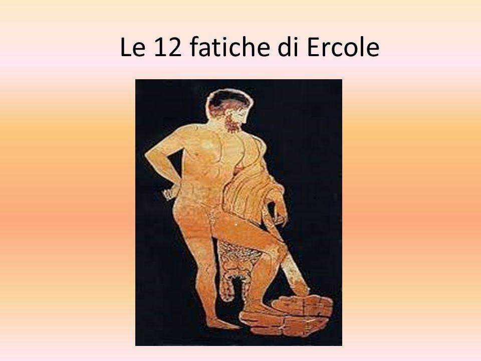 Le 12 fatiche di Ercole