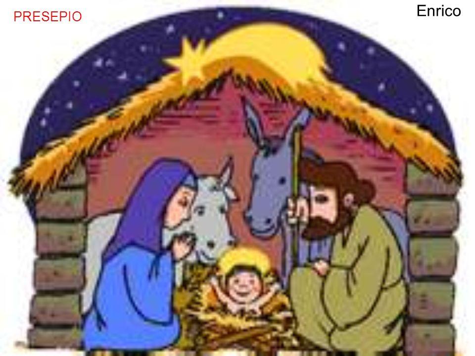 Il presepio è una rappresentazione della nascita di Gesù.