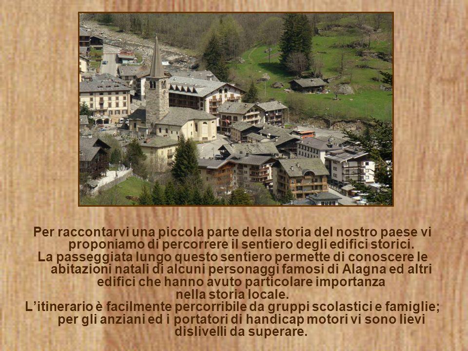 Casa natale del teologo Farinetti Frazione ZJackmulhus- Giacomolo
