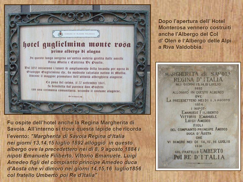 Anche lui apparteneva ad un antica famiglia di Alagna: nacque nel 1801 e in seguito, tra il 1830 e il 1834 venne nominato cappellano, vice-parroco e poi parroco di Alagna, parrocchia che tenne per tutta la vita.