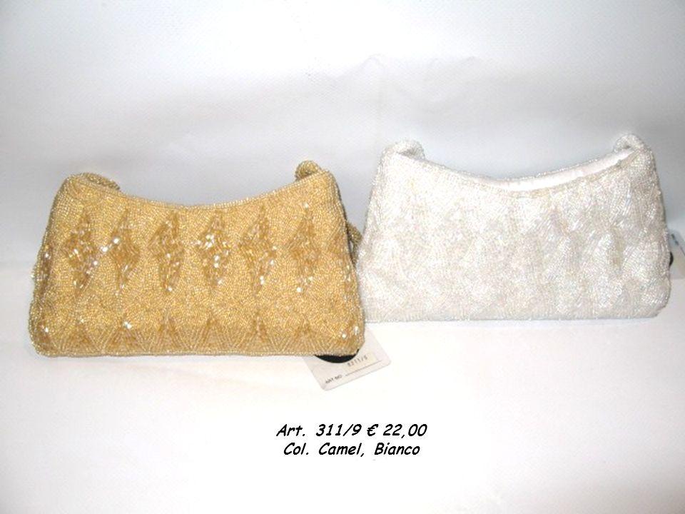 Art. 311/14 26,40 Col. Camel, Bianco