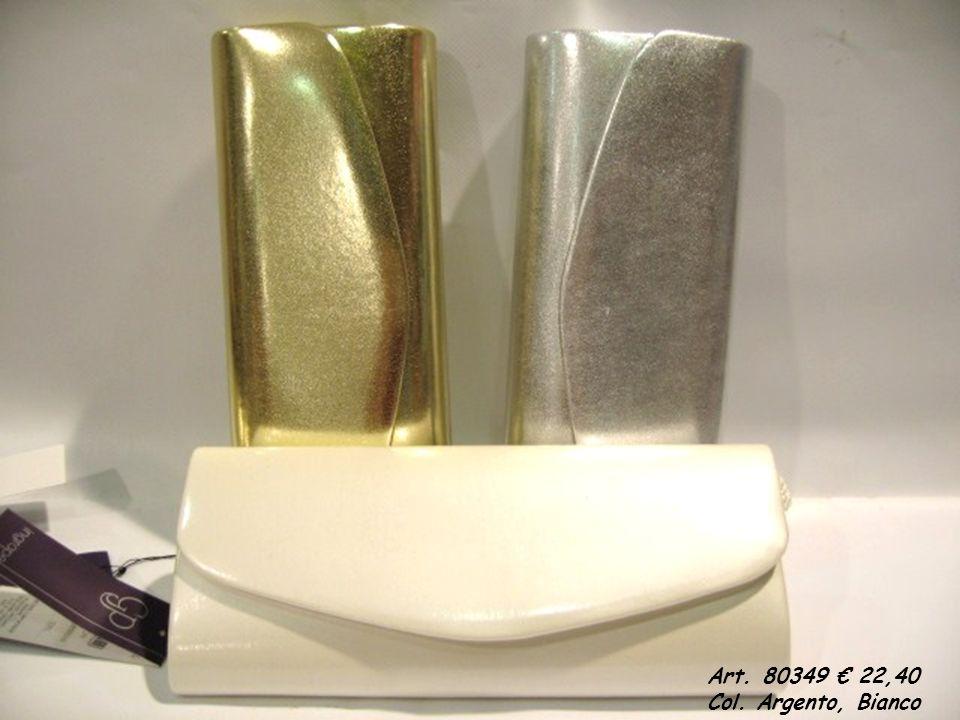 Art. YY 2444 33,60 Col. Bianco, Nero, Rosa