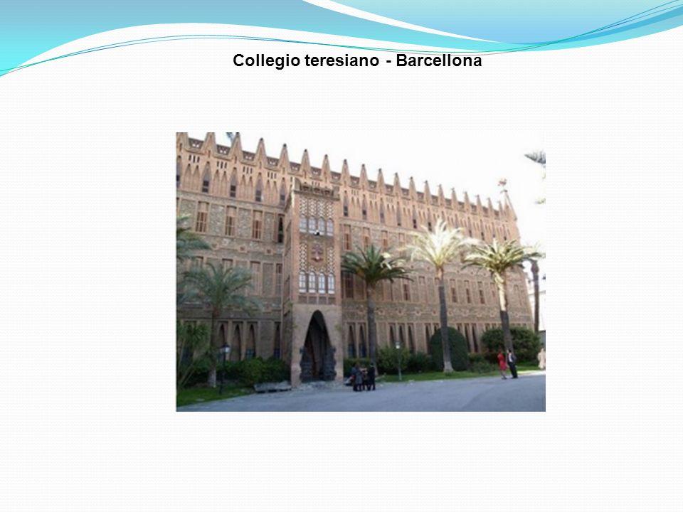 Collegio teresiano - Barcellona