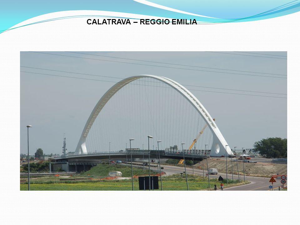 CALATRAVA – REGGIO EMILIA