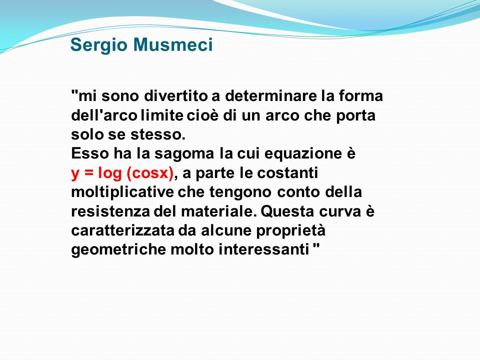 Sergio Musmeci