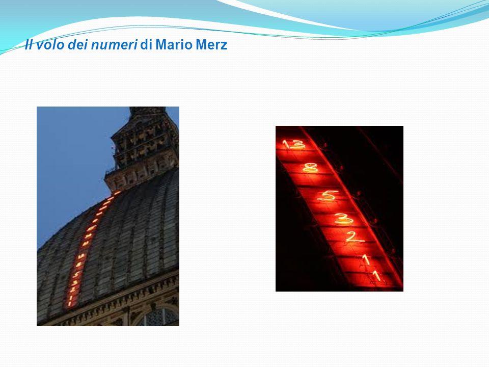 Il volo dei numeri di Mario Merz