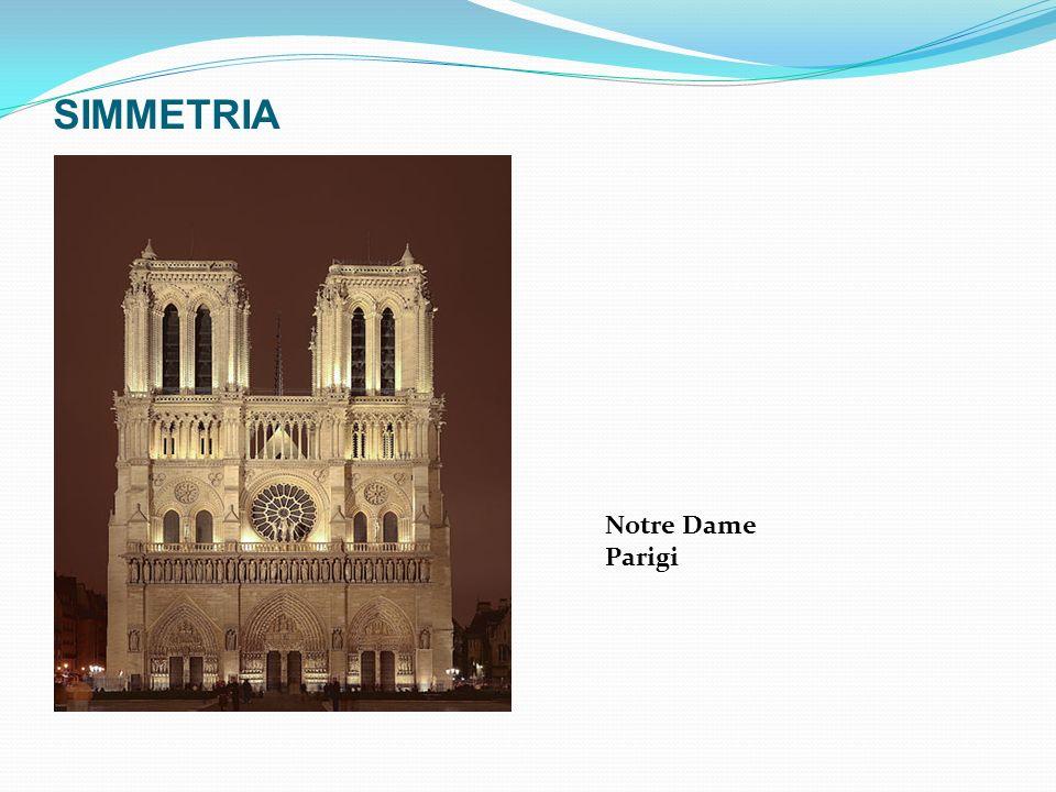 SIMMETRIA Notre Dame Parigi