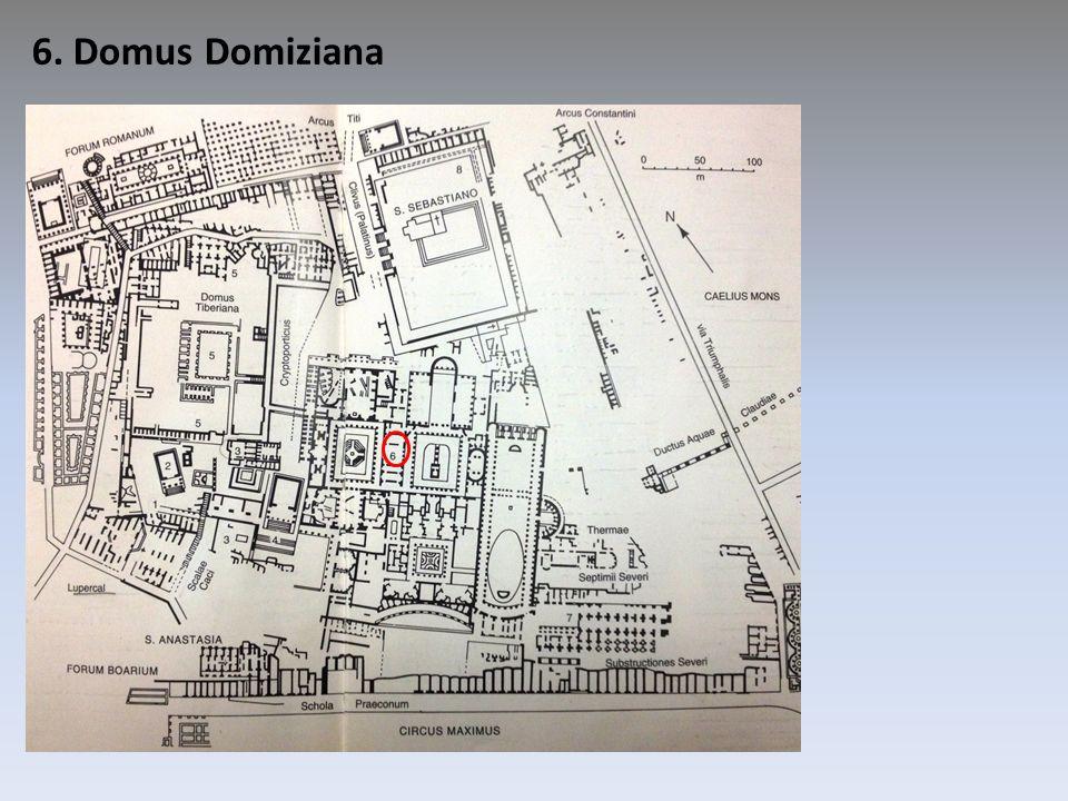 6. Domus Domiziana