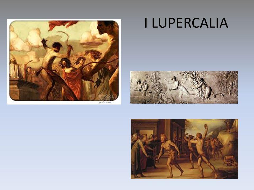I LUPERCALIA