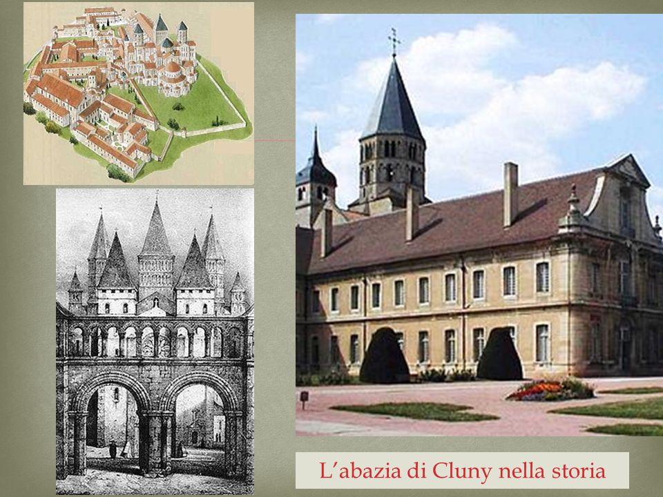 Labazia di Cluny nella storia