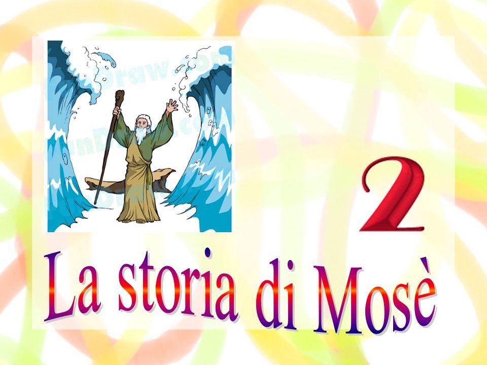 Mentre gli Ebrei si avvicinavano alla Terra Promessa Mosè mandò dodici uomini ad esplorare il territorio.