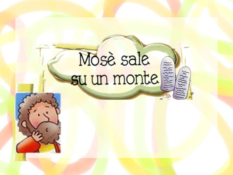 Ormai Mosè era molto vecchio.