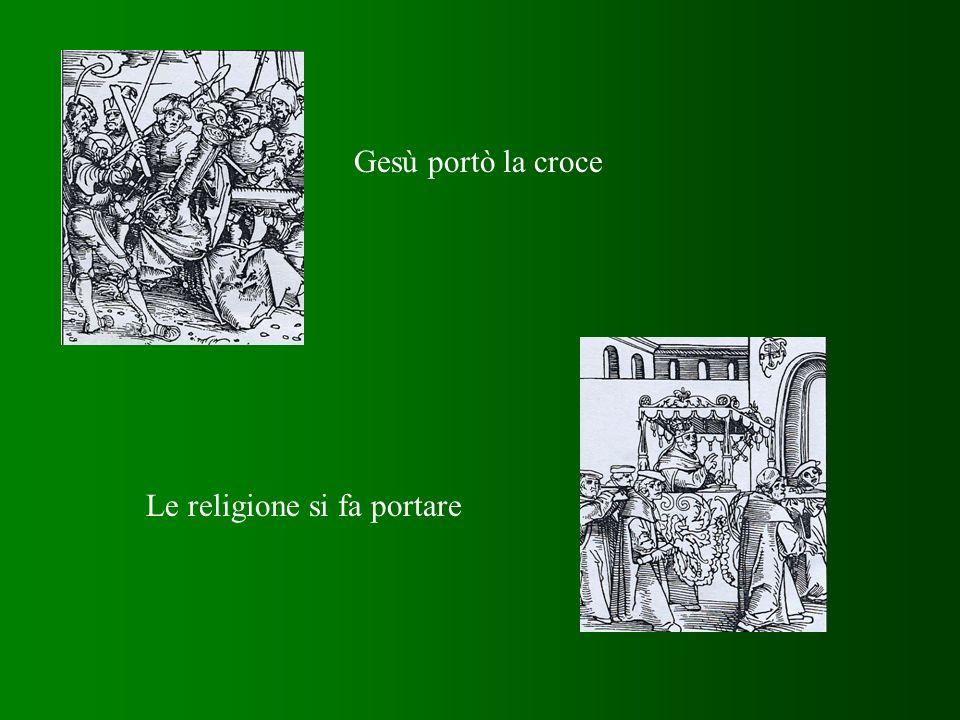 Gesù con la corona di spine Le religione con la corona doro