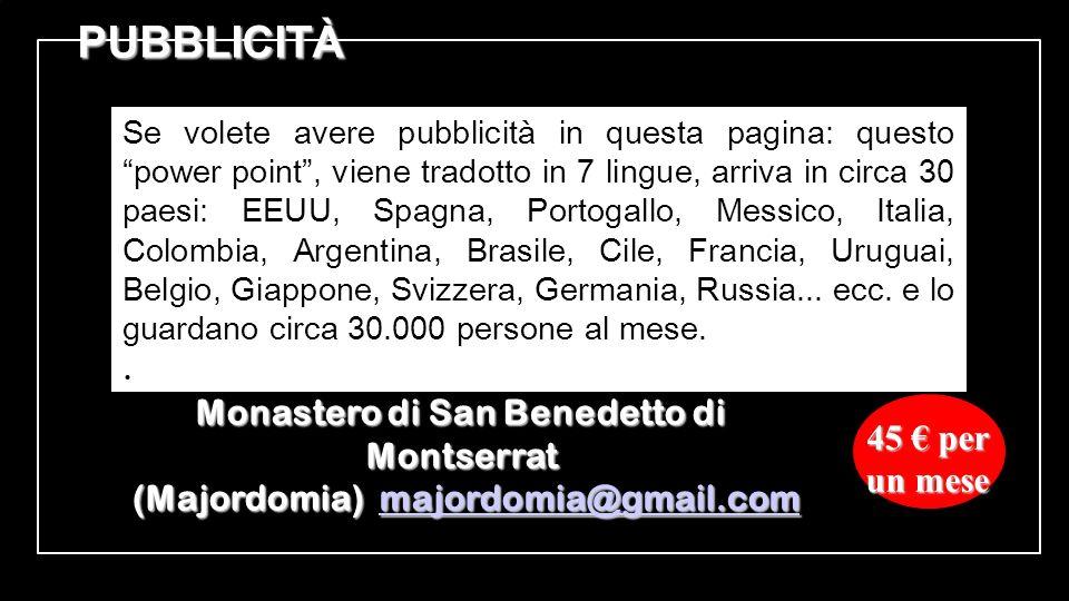 PUBBLICITÀ lABORATORIO d CERAMICA del nostro Monastero Ref.