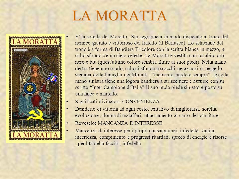 E la sorella del Moratto.