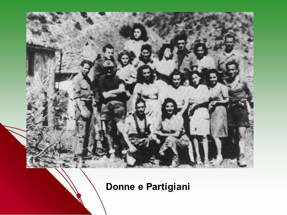 Il 1 febbraio del 1945, su proposta di Togliatti e De Gasperi venne infine concesso il voto alle donne.