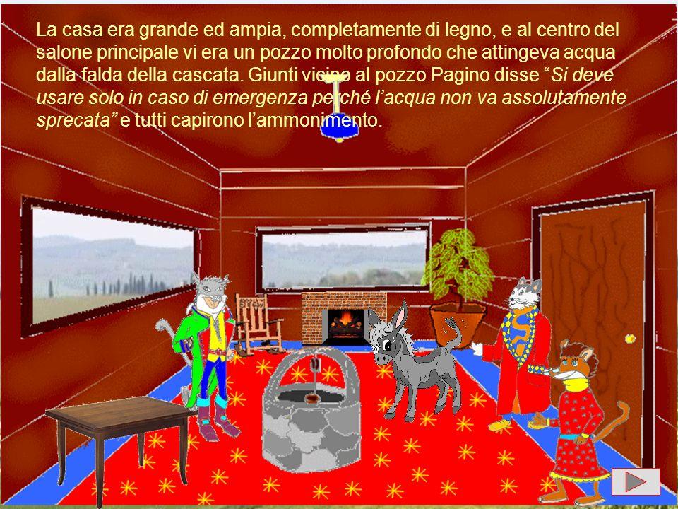 Melilla disse: Fantasio, ora che sei arrivato ci devi assolutamente aiutare.