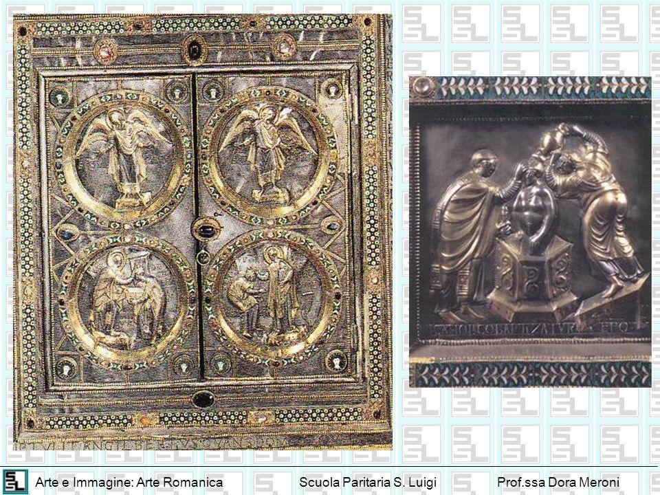 Arte e Immagine: Arte RomanicaScuola Paritaria S. LuigiProf.ssa Dora Meroni