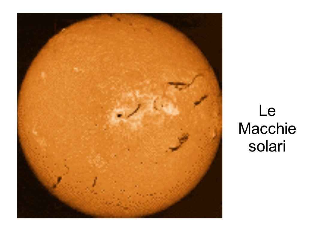 Le Macchie solari