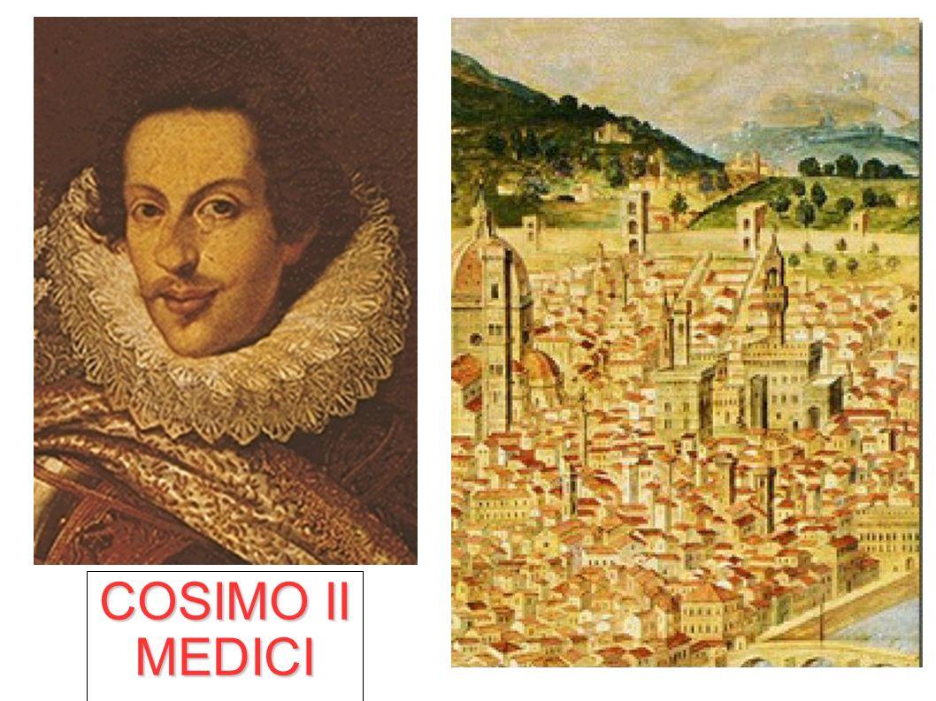 COSIMO II MEDICI