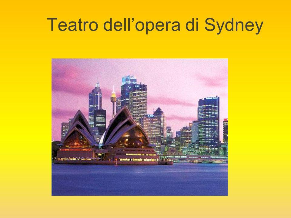 Teatro dellopera di Sydney