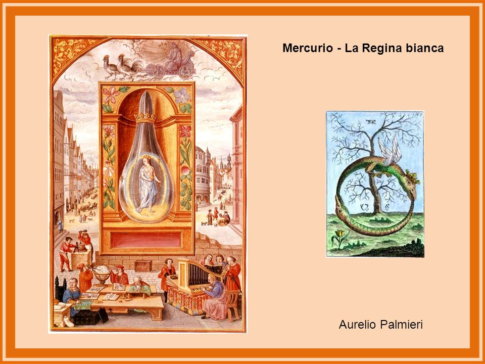 Venere - La coda del pavone Aurelio Palmieri