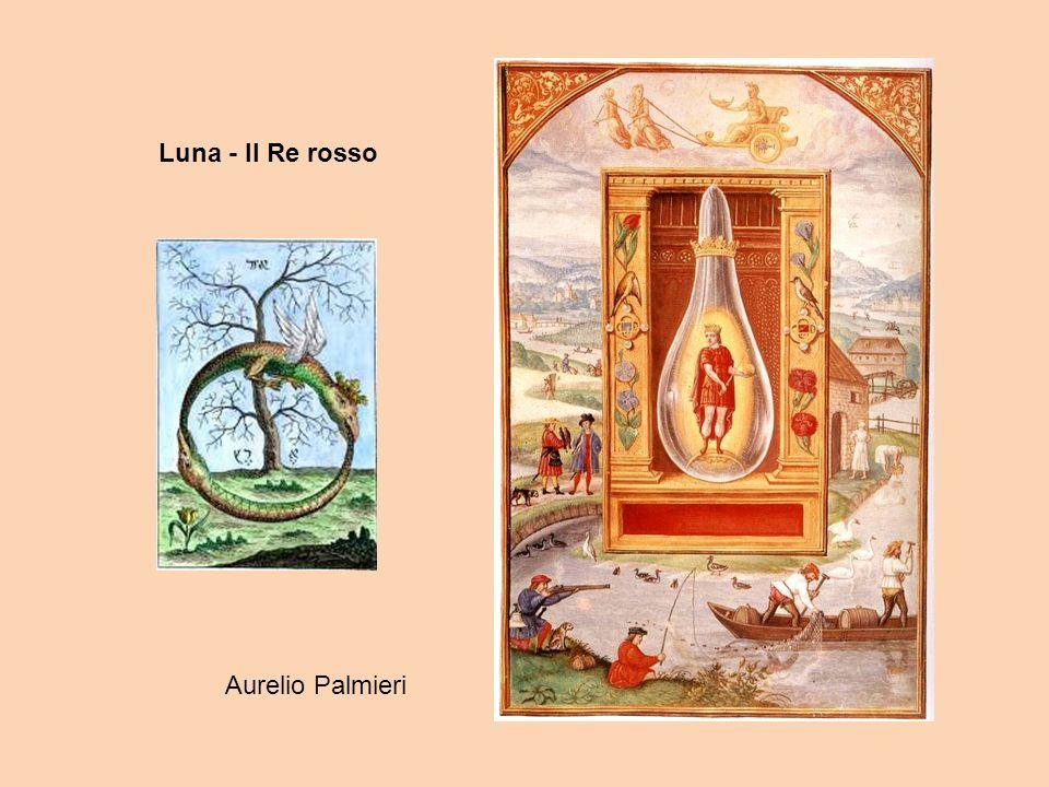 Mercurio - La Regina bianca Aurelio Palmieri