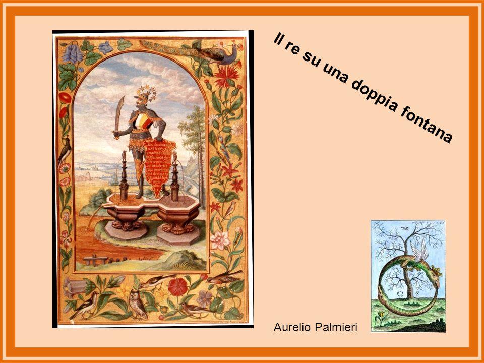 Il re su una doppia fontana Aurelio Palmieri