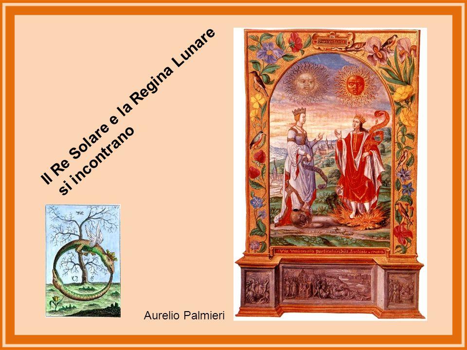 Il Re Solare e la Regina Lunare si incontrano Aurelio Palmieri