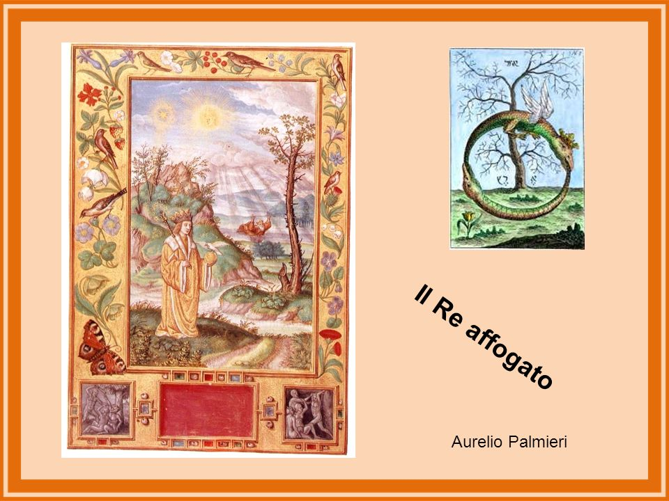 Il Re affogato Aurelio Palmieri
