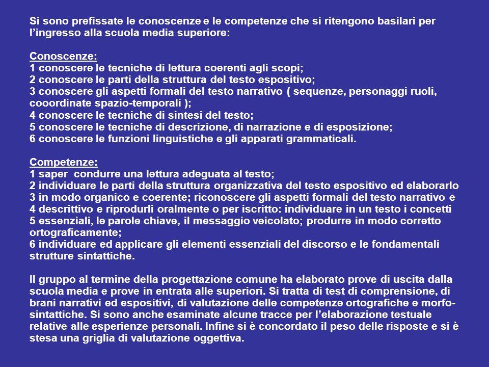 Gruppo di lavoro continuità medie inferiori/ medie superiori lingua italiana Tracce per la produzione scritta Durata: 120 minuti 1 Computer, telefoni, cellulari e tv fanno di ognuno un abitante del ciberspazio.