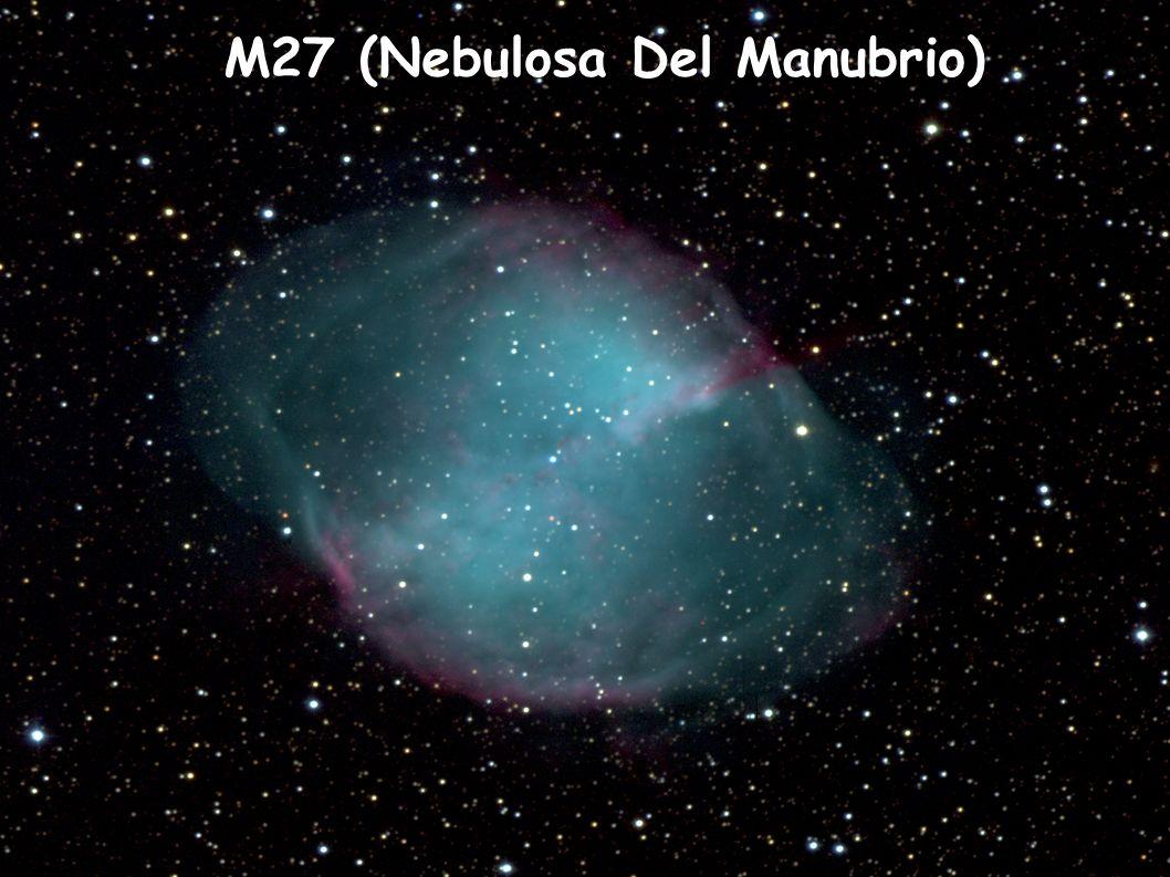 M27 (Nebulosa Del Manubrio)