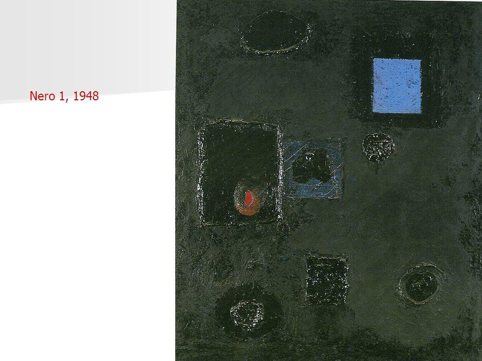 Concetto spaziale. Attese, 1962