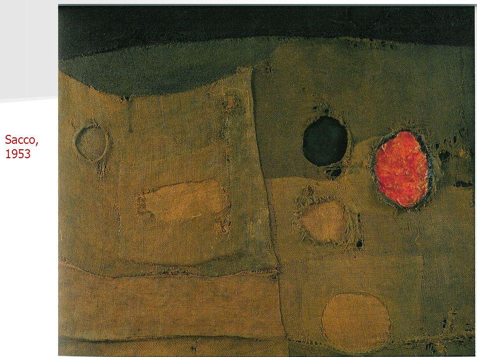 Lucio Fontana, La fine di Dio, 1963