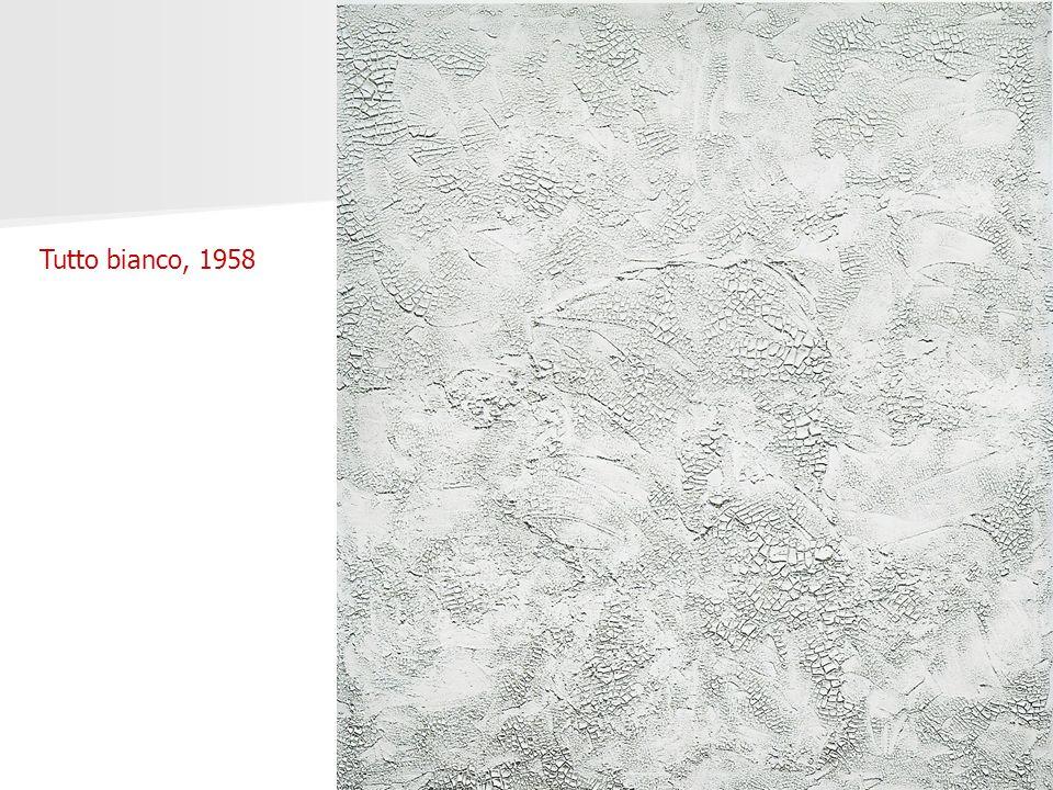 Tutto bianco, 1958