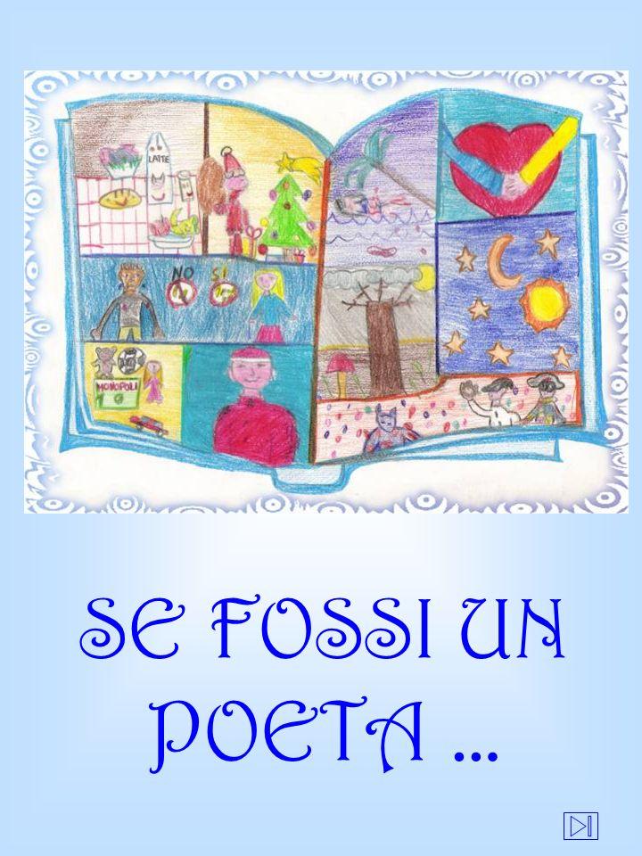 PRESENTAZIONE Far fare poesia in seconda elementare può sembrare quasi una forzatura ma … basta leggere qualche verso della raccolta per rendersi conto che i bambini non fanno poesia, sono poesia.