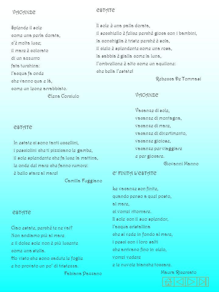 I SENTIMENTI (festa del papà e della mamma), pag.21 Papà (Orazio Antonaci), pag.