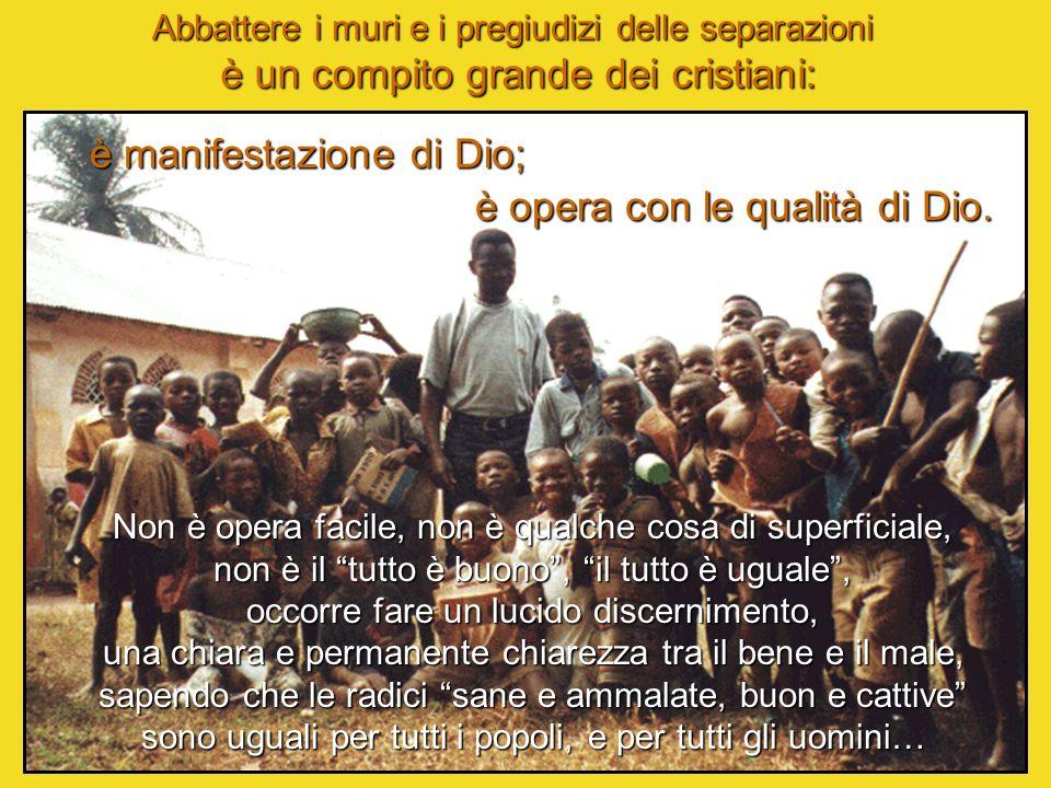 Sunto dellOmelia odierna del Padre Dehoniano Natalino Costalunga F I N E