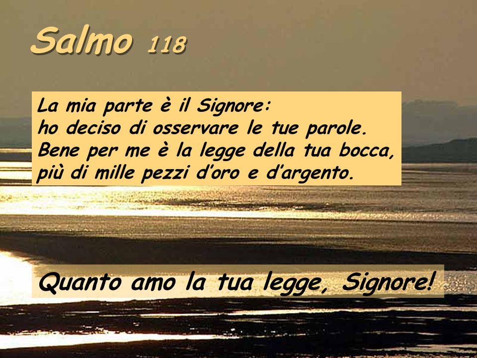 1R 3,5.7-12 In quei giorni a Gàbaon il Signore apparve a Salomone in sogno durante la notte.