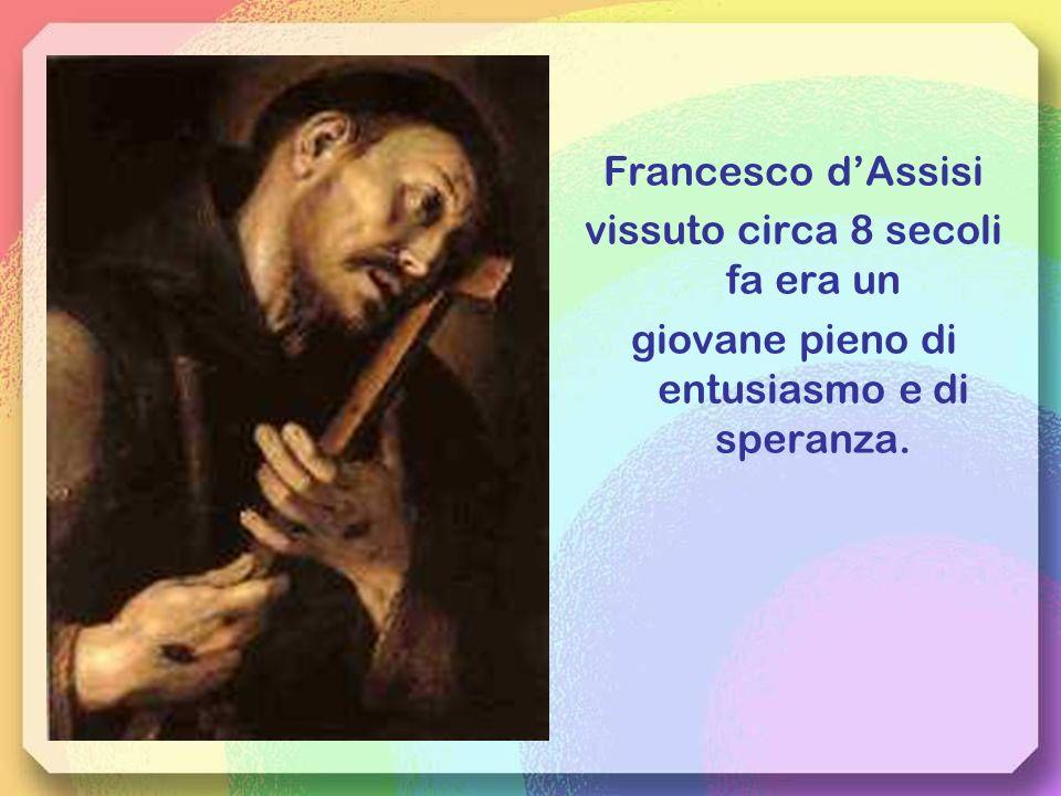 Ecco perché Francesco ci affascina!
