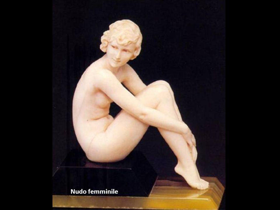Ifigenia F. Preiss Nudo femminile Rudolph Kaesbach, Germania 1873-?