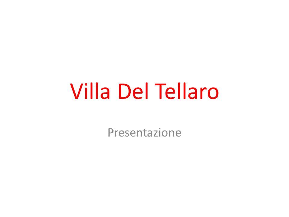 Villa Del Tellaro Presentazione