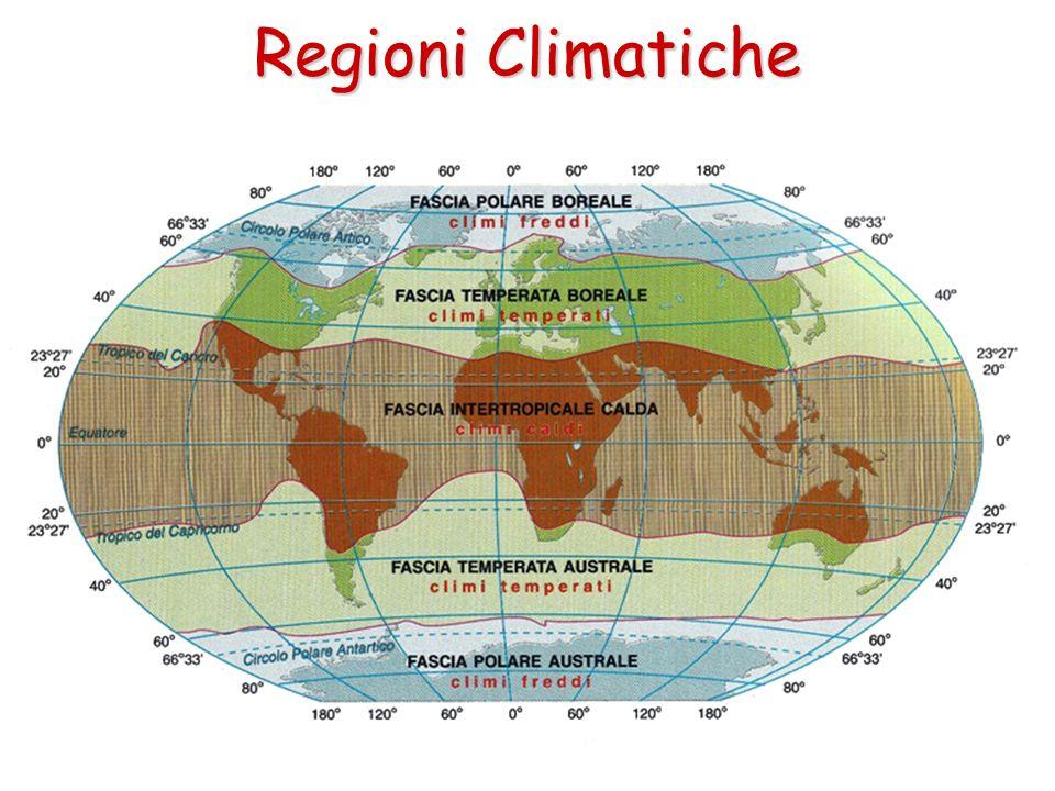 Regioni Climatiche